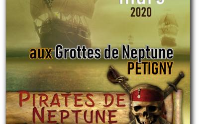 Report de l'événement Pirates de Neptune – la date sera communiquée ultérieurement